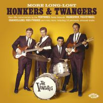 More Long-Lost Honkers & Twangers