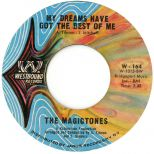 The Magictones 'My Dreams Have Got The Best Of Me'