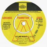 The Detroit Emeralds 'Do Me Right'