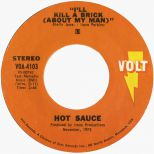 Hot Sauce 'I'll Kill A Brick (About My Man)' courtesy Peter Gibbon