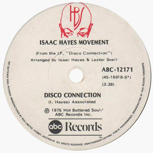 Isaac Hayes 'Disco Connection'