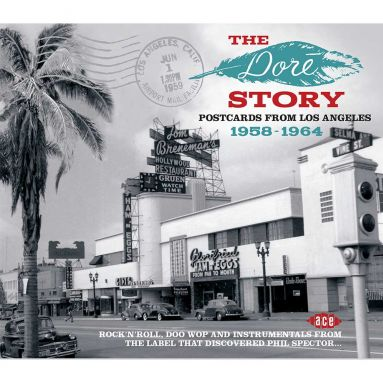 The Doré Story: Postcards From Los Angeles 1958-64