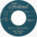 Herb Hardesty 'Beatin' And Blowin''courtesy Peter Gibbon