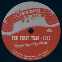 Modern Music The First Year - 1945