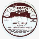 Happy Johnson Sextette vocal 'Jelly, Jelly' courtesy Tony Rounce