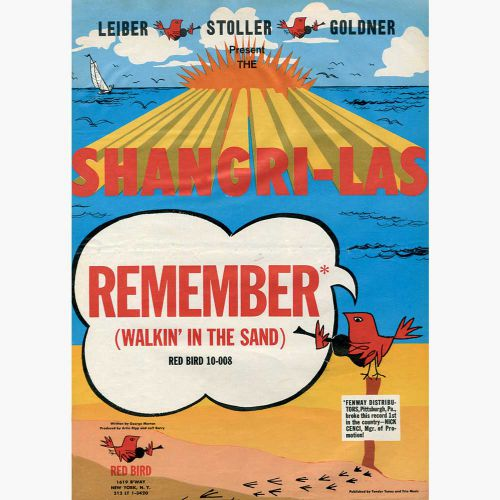The Shangri-las 'Remember'