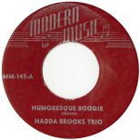 Hadda Brooks Trio 'Humoresque Boogie'