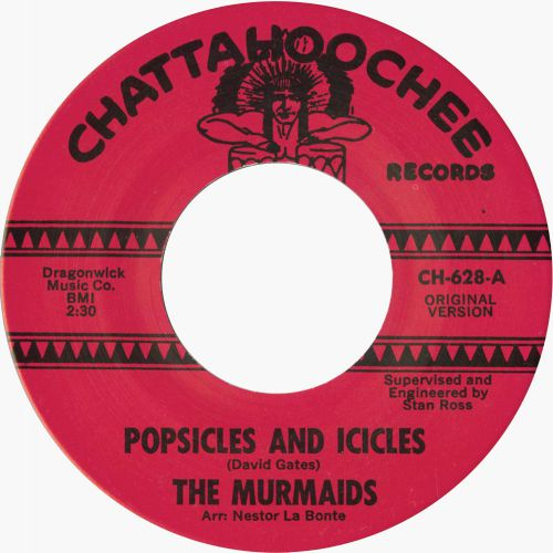 The Murmaids 'Popsicles And Icicles'