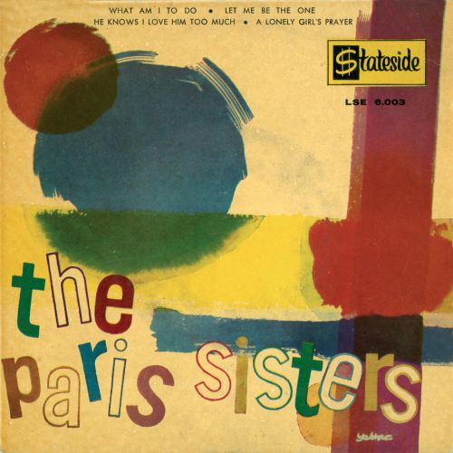 The Paris Sisters EP