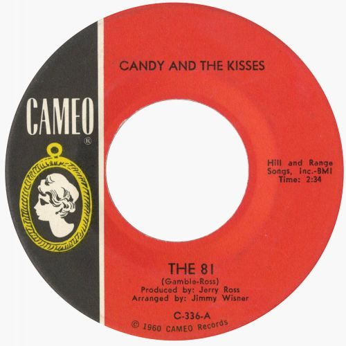 Candy & The Kisses 'The 81'