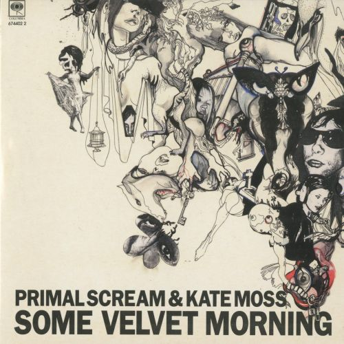 Primal Scream with Kate Moss 'Some Velvet Morning'