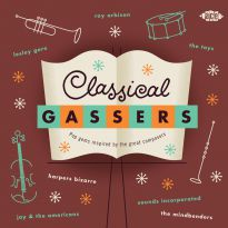 Classical Gassers - Pop Gems Inspired By The Great Composers