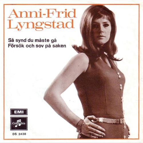 Anni-Frid Lyngstad 'Så Synd Du Måste Gå (It Hurts To Say Goodbye)'