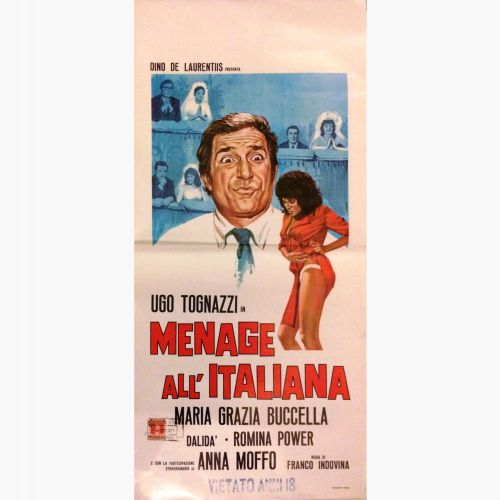 Menage All' Italiana advert