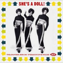 She's A Doll! - Warner Bros.' Feminine Side
