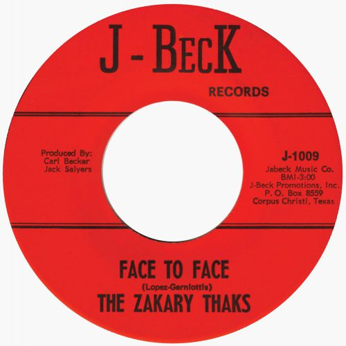 The Zakary Thaks 'Face To Face'
