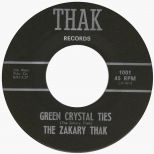 The Zakary Thaks 'Green Crystal Ties'