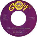The Contours 'Just A Little Misunderstanding'