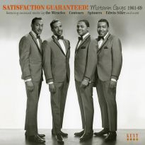 Satisfaction Guaranteed! Motown Guys 1961-69