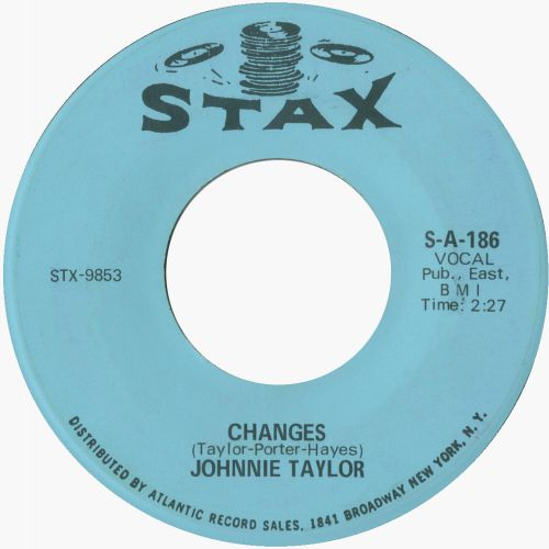 Johnnie Taylor 'Changes'