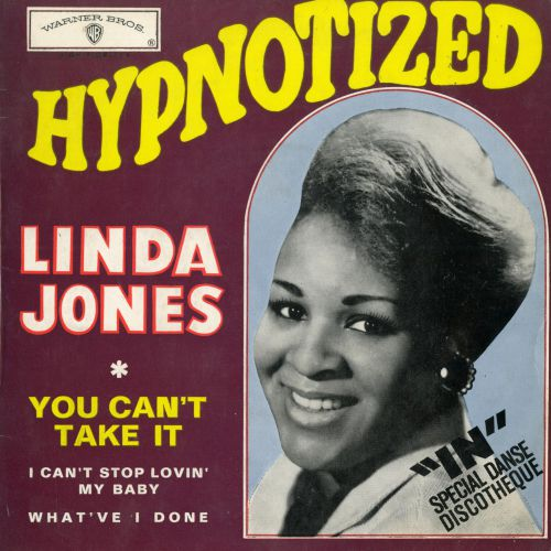 Linda Jones 'Hypnotized'