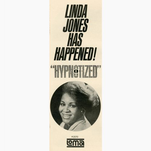 Linda Jones advert