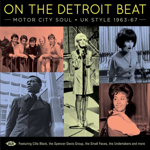 On The Detroit Beat! Motor City Soul - UK Style 1963-67