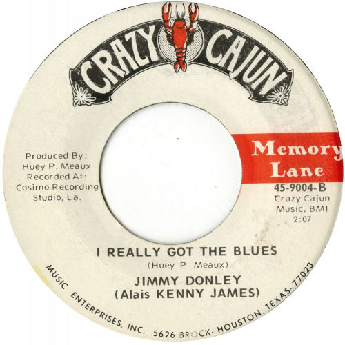 You're Why I'm So Lonely 'I Really Got The Blues' courtesy of Tony