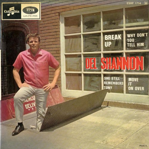 "Del Shannon ""Break Up"" EP"