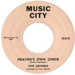 Five Crystels 'Heaven's Own Choir'