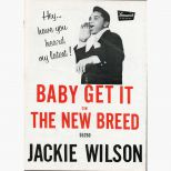 Jackie Wilson advert