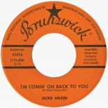 Jackie Wilson 'I'm Comin' Back To You'