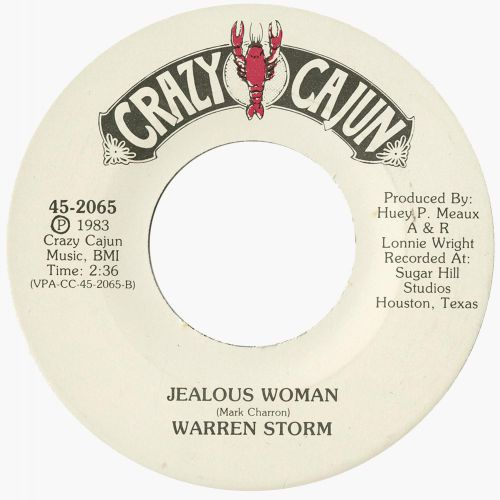 Warren Storm 'Jealous Woman'