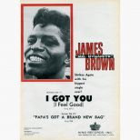 James Brown advert