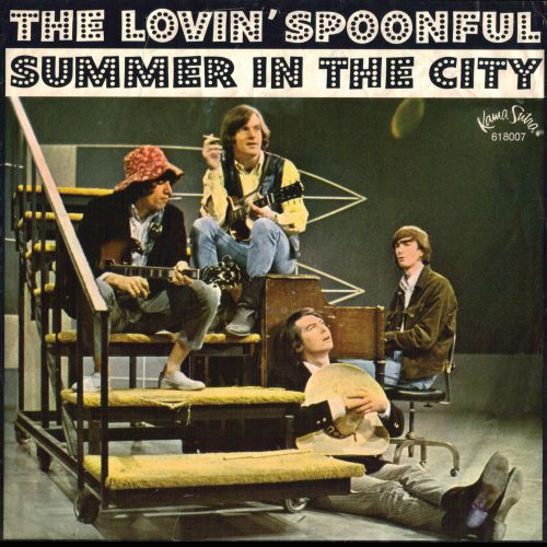 The Lovin' Spoonful 'Summer In The City'