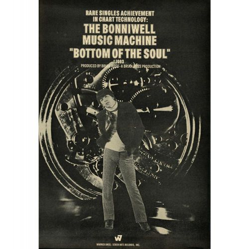 Bonniwell Music Machine poster