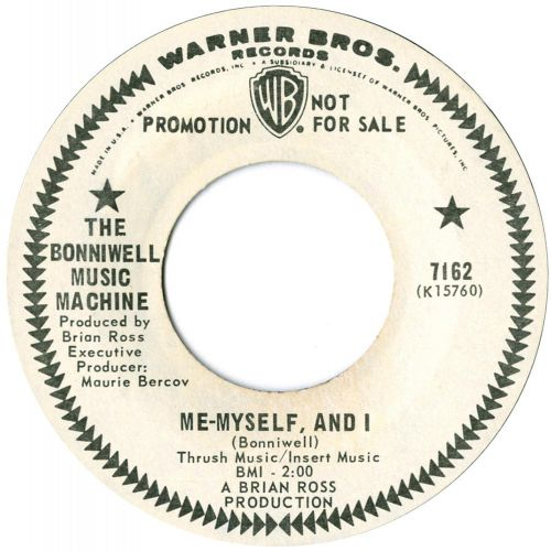 'Me-Myself, And I' The Bonniwell Music Machine