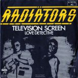 "'Television Screen' 7"" Single"
