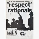 The Rationals advert