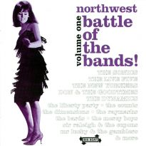 Northwest Battle Of The Bands Vol 1