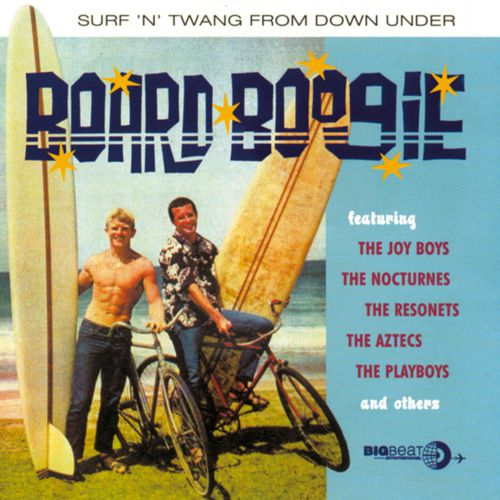 Board Boogie: Surf 'n' Twang From Down Under