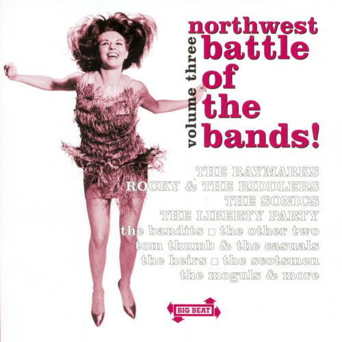 Northwest Battle Of The Bands Volume 3