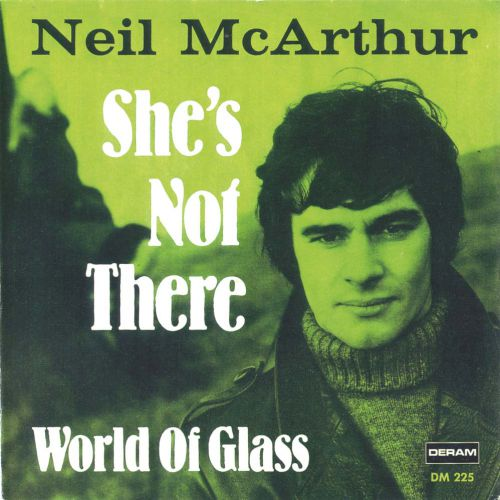 Neil MacArthur 'She's Not There'