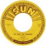 Randy & The Radiants 'My Way Of Thinking'