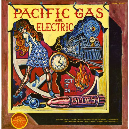 Pacific Gas & Electric 'Get It On'