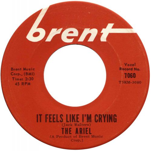 The Ariel 'It Feels Like I'm Crying'