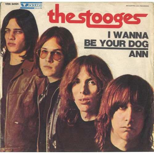The Stooges 'I Wanna Be Your Dog' courtesy of John Brett