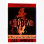 Willy DeVille Live pass