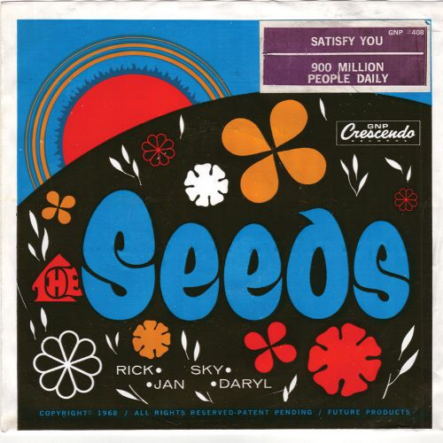 The Seeds - Satisfy You