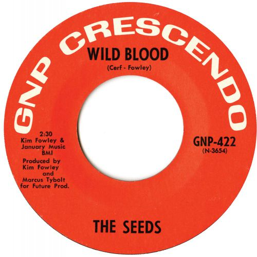 The Seeds - Wild Blood